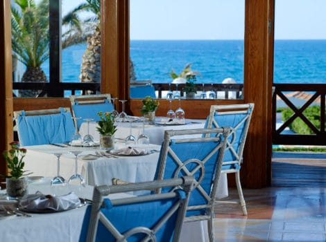 Fontana Amorosa 5-star Knossos Royal Beach Resort in Crete | Book Hotel rooms online