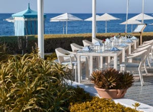 Beach Restaurant Knossos Royal