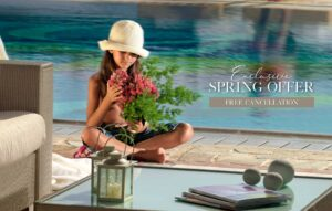 Exclusive Spring Offer